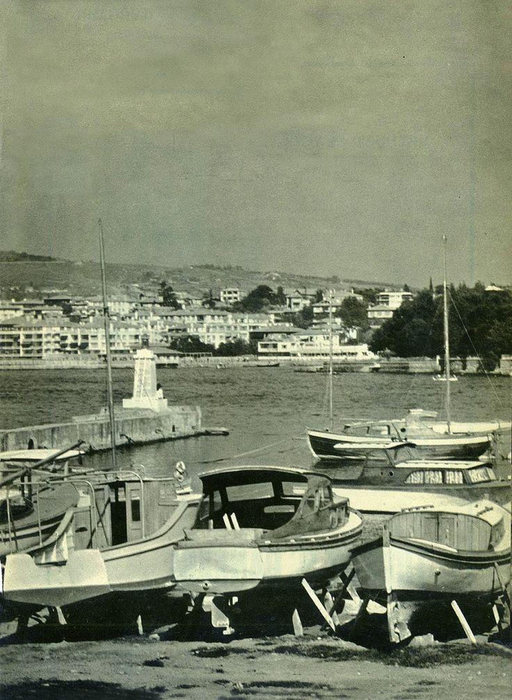 ✿ ❤ Bir zamanlar İstanbul, Fenerbahçe / 1966