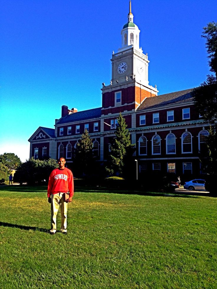 Howard university essay