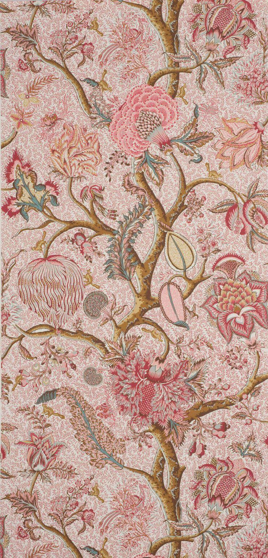 Wallpapers BP204001 Le grand corail Pierre Frey in 2020