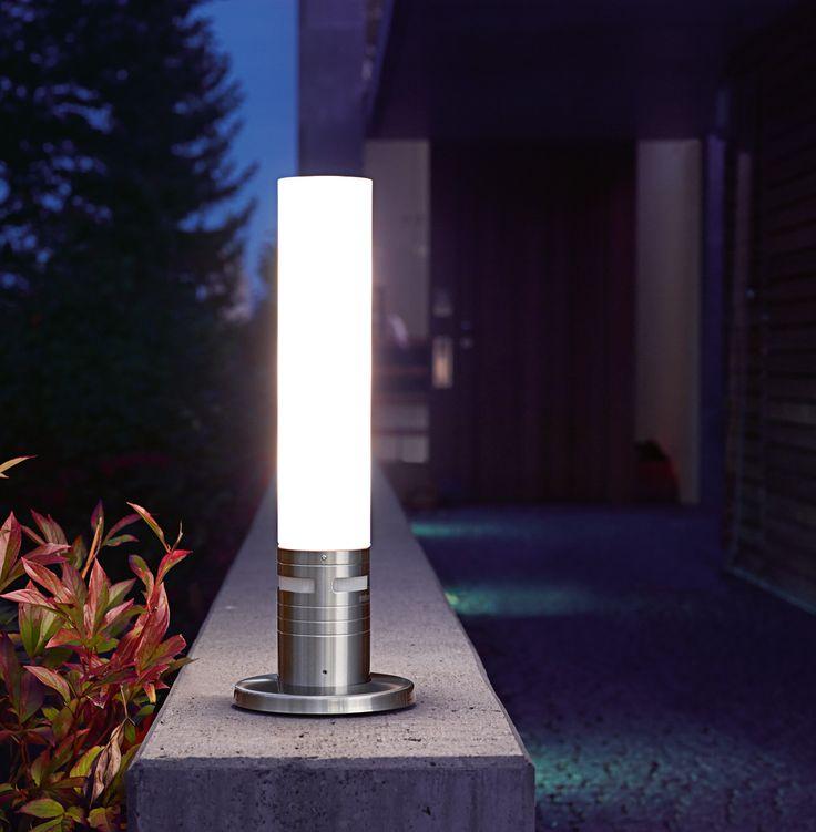 Die besten 25+ Solar außenleuchte Ideen auf Pinterest Led lampe - küchen led leiste
