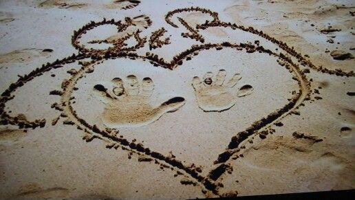 Amor en la arena