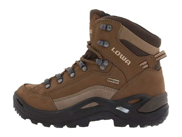 Lowa Renegade GTX(r) Mid Women's Hiking Boots Taupe/Sepia