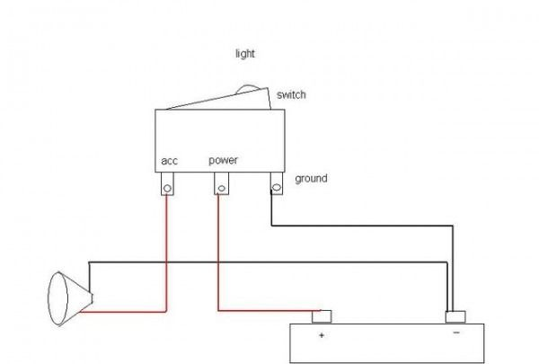 lighted toggle switch wiring diagram cleaning hacks, wire, diagram 3 Prong Toggle Switch Wiring Diagram