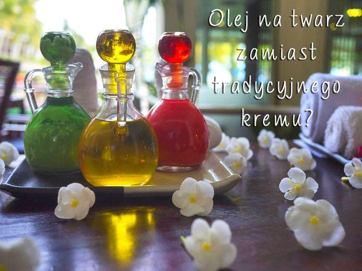 Olej na twarz zamiast tradycyjnego kremu? A czemu by nie! Bez chemii, bez syfu, zdrowo i kolorowo :)  #rytmynatury #olej #twarz #cera #olejnatwarz