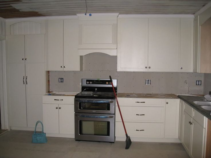 Lately 36 Inch Cabinets 8 Foot Ceiling Crown Molding ...