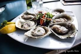 Bluff oysters, Best in the world!