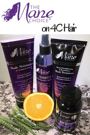 The Mane Choice for Type 4c Hair