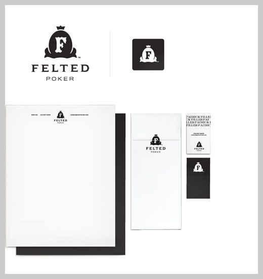 125 best personal identity systems images on pinterest contact 30 sample company letterhead design pieces for inspiration altavistaventures Choice Image