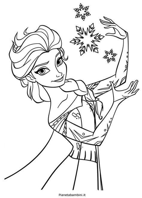 Disegni Da Colorare Disney Frozen Vetrate Pinterest Disegni Da