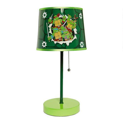 One of my favorite discoveries at ChristmasTreeShops.com: Disney® Ninja Turtle Stick Lamp