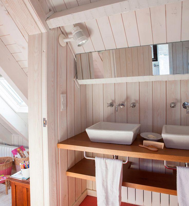 Mas de imagens sobre casa de banho no pinterest for Mini lavabos baratos