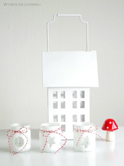 DIY! Candles holders
