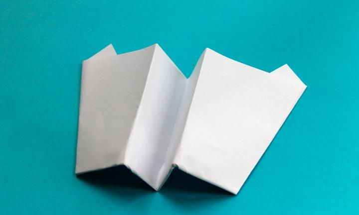 How to make a mighty mite paper plane