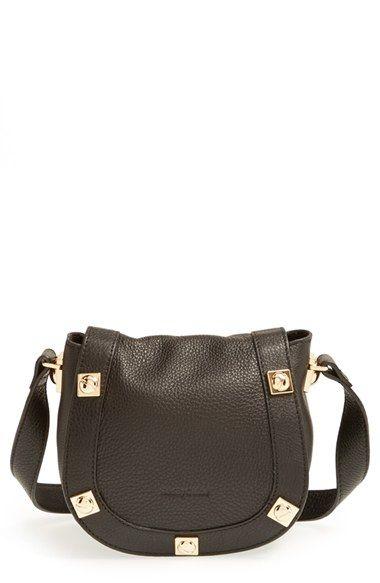 Chloé 'Mini Sadie' Leather Crossbody Bag