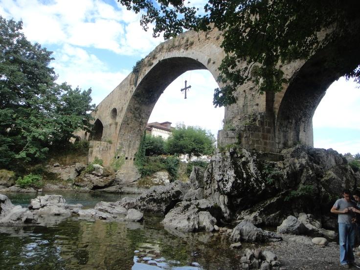Ponte romana de Cangas de Onis