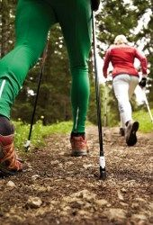 Head to the Hills give their opinion on Nordic walking