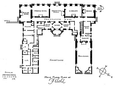 architecture floor plans architect design filoli floorplan floorplans 10172