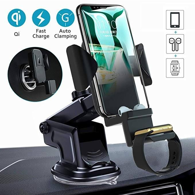 Grip all in one wireless charging mount best ratchet straps 2019