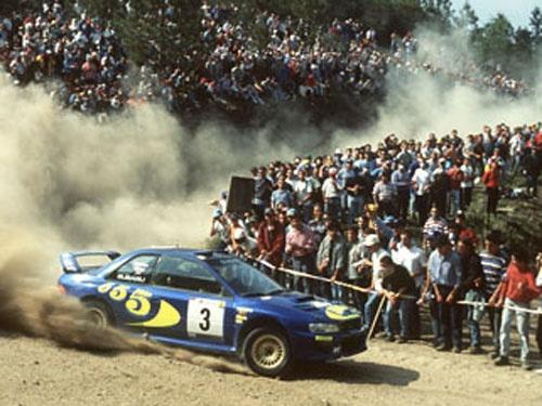 Subaru Impreza WRC'98