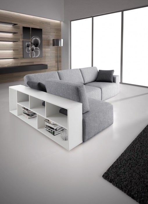 8 best render divani images on pinterest couch divani design and diy sofa - Mobile studio angolare ...