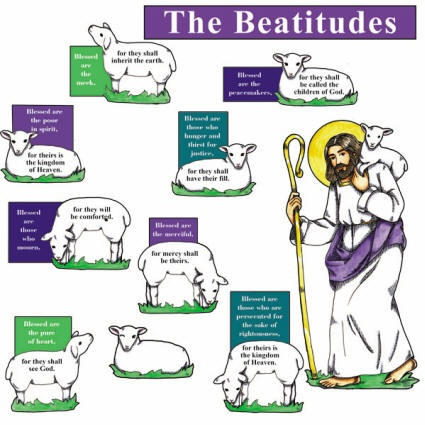 Beatitudes - An Eight Week Group Study - Dudley Rutherford