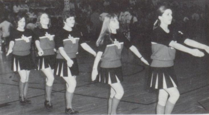 1975-1976 Varsity  John Glenn High School,  Walkerton, Indiana.