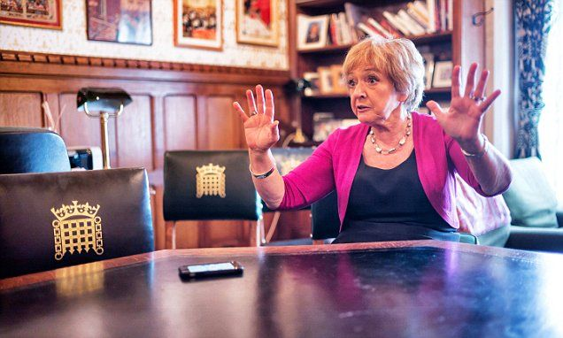 The JOKE that is the Tory fight on tax avoidance Margaret Hodge tells the story of her battle against tax dodgers