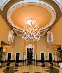 DOROTHY DRAPER- Palace Quitandinha, Petropolis- BRAZIL