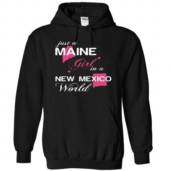 ustHong002-040-New_Mexico GIRL - #plain tee #sweatshirt hoodie. LIMITED AVAILABILITY => https://www.sunfrog.com/Camping/1-Black-79816169-Hoodie.html?68278