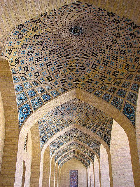 Nasir Al-Molk Mosque by wjgmspeedy on Flickr.