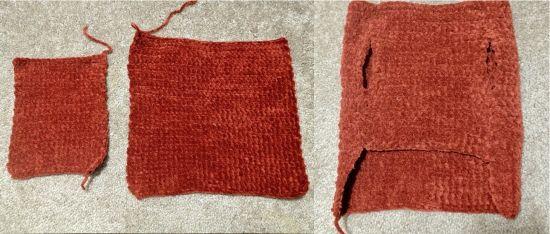 Вязаный крючком свитер для тойтерьера и других маленьких собак: схема и…