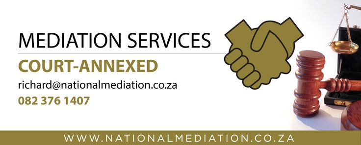 Mediation services offered - http://socialmediamachine.co.za/nationalmediation/index.php/2015/09/05/mediation-services-offered-10/