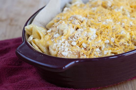 Chicken-Macaroni Casserole Recipe - Food.com
