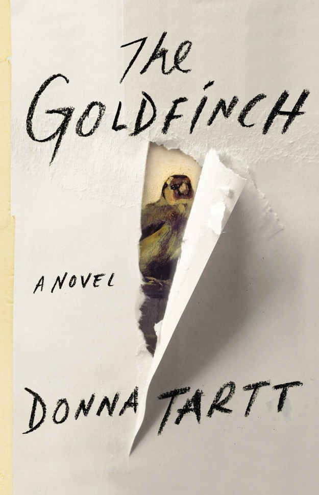 The Goldfinch by Donna Tartt   17 Books We Loved In 2013