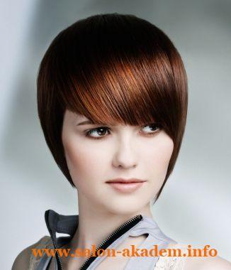 Фото прически боб для квадратного лица #Фото  http://www.salon-akadem.info/foto-pricheski-bob-dlya-kvadratnogo-lica.php