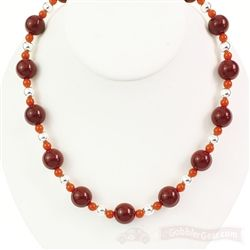 Bead Stretch Necklace