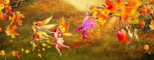Осенние феи