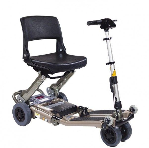 Luggie, Scooter eléctrico en venta