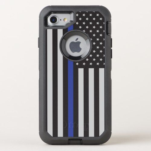 iphone 8 case thin blue