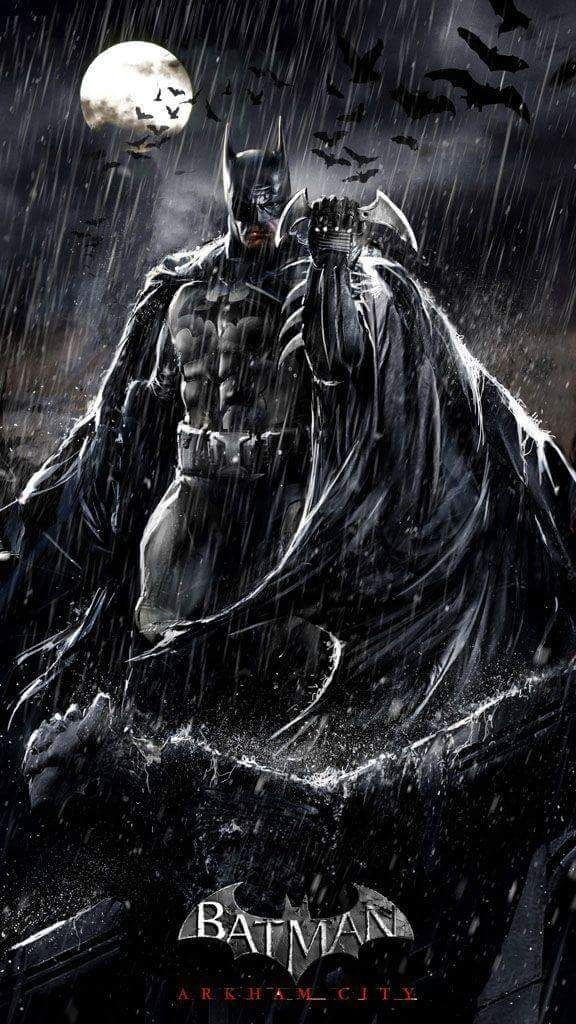 Batman by John Gallagher