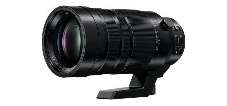 Panasonic lance le premier téléobjectif LEICA DG 100-400mm conçu pour les passionnés de photographie animalière et sportive