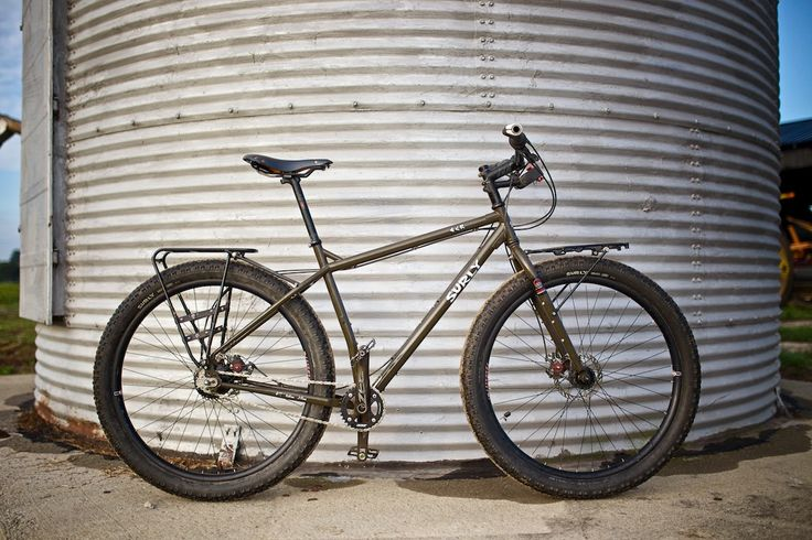 Surly ECR - Bikepacking and Dirt Road Touring
