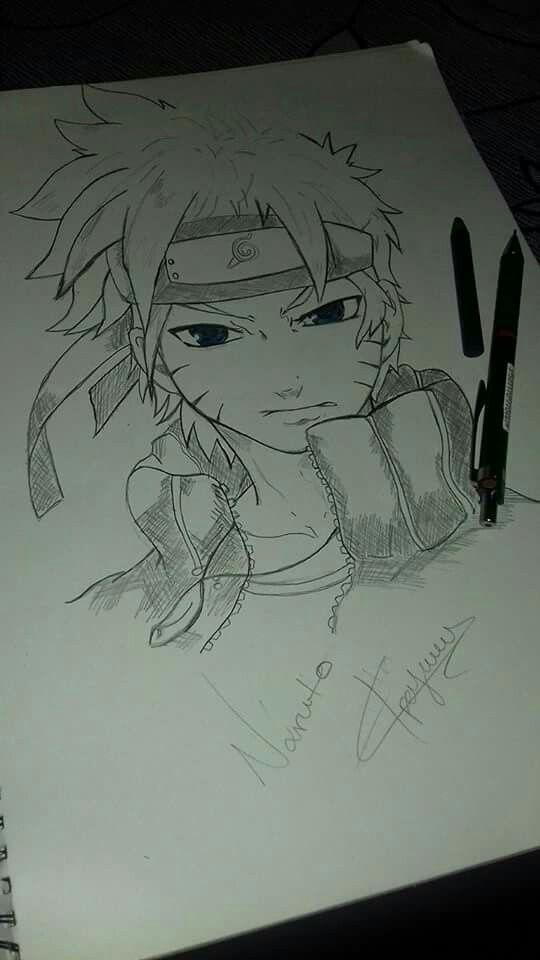 Naruto 😍 My Arts Evangelist 😀🙌