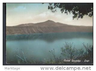 Castel Gandolfo lago-nuova - Delcampe.it