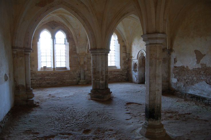 Sacristy of Lacock Abbey. Hint: There will be no foolish wand waving or silly incantations here.