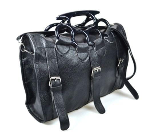 valentina black purse