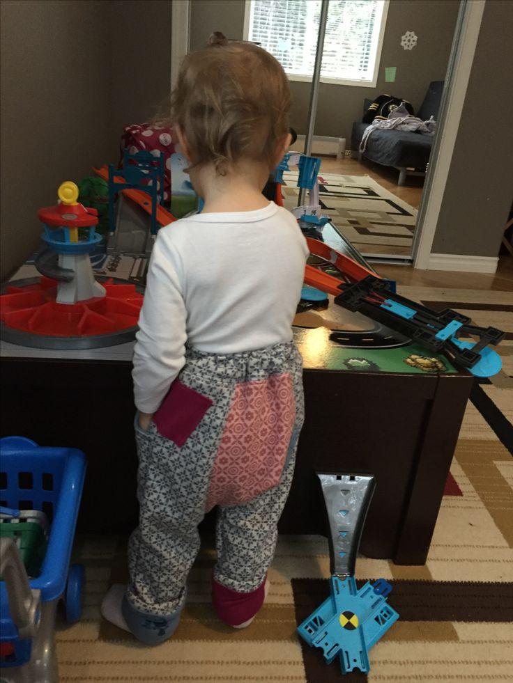 Pattern: Little Rascal Pants