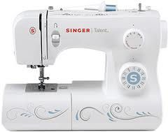 Singer TALENT 3323 Sewing Machine  $499 FREE FREE FREE Delivery Australia Only  The TALENT 3323 machine has loads of features including automatic buttonhole,top loading bobbin, automatic needle threader, and powerful motor. The perfect machine for the fashion designer in all of us www.facebook.com/DarvanaleeDesignsFabrics