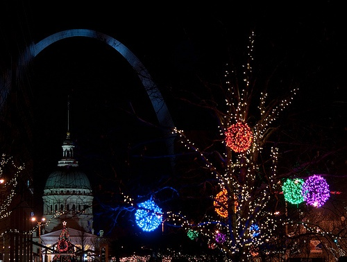 The 24 best images about STL Winter Wonderland on Pinterest