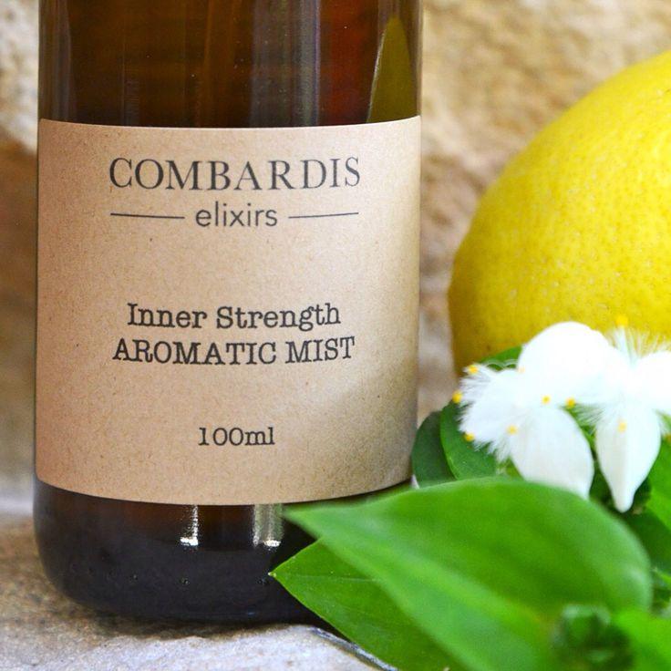 Inner Strength essential oil mist